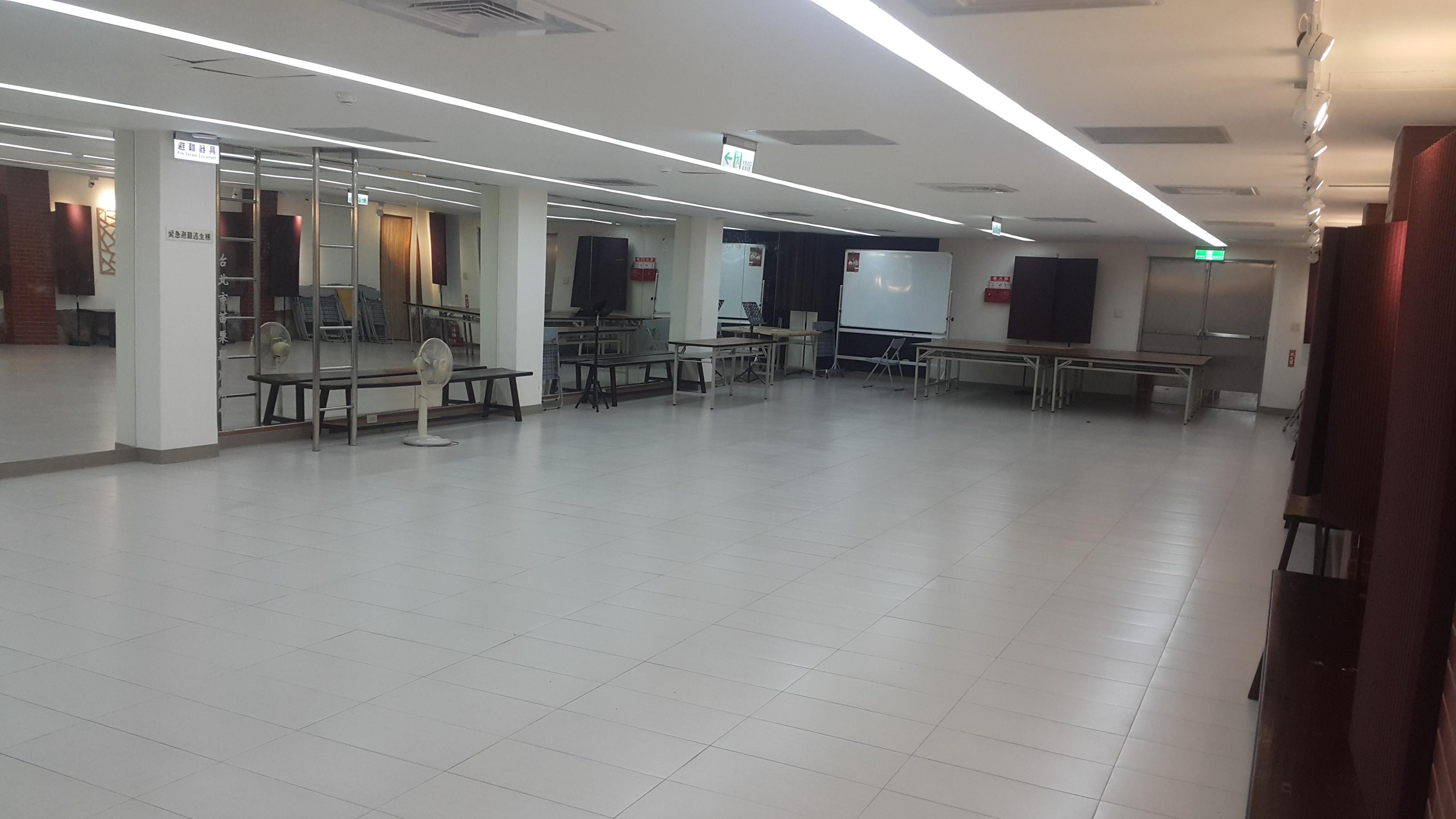 客家文化會館B1多功能教室