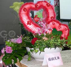 花卉祭品—花卉祭品展示與製作1