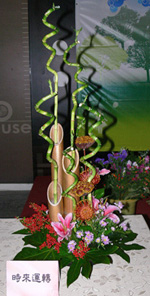 花卉祭品—花卉祭品展示與製作3