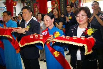 臺北市重大宗教慶典中,常由女性擔任主祭官。