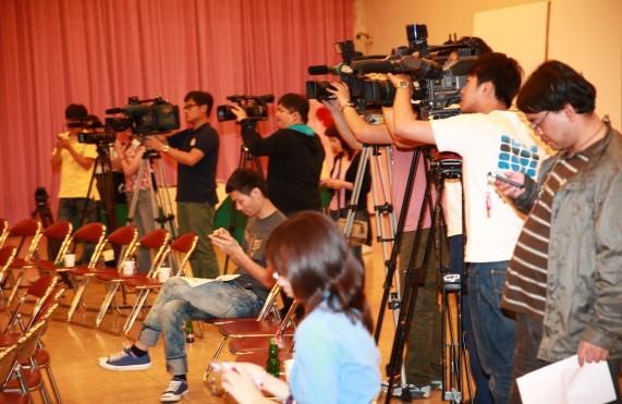 活動宣傳記者會
