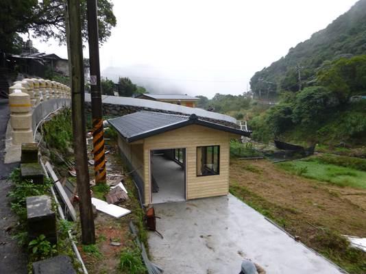 農業資材室1棟,面積約35平方公尺