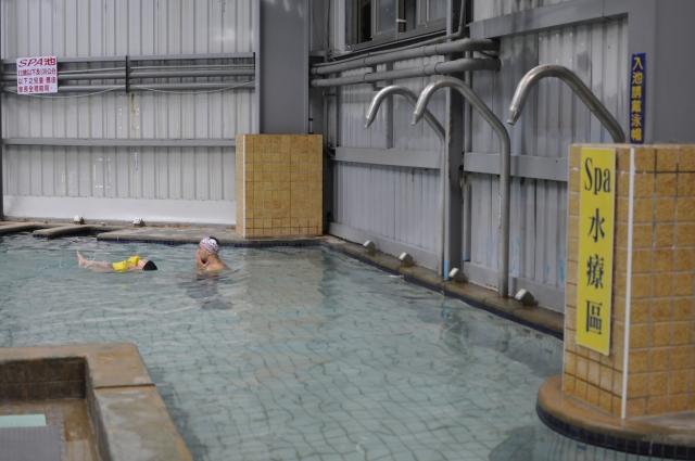 室內溫水池(30M*25M*1.4~1.6M)1座