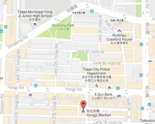 open MAP-Yongji Market