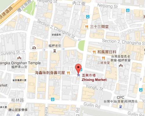 open MAP-Zhixing Market
