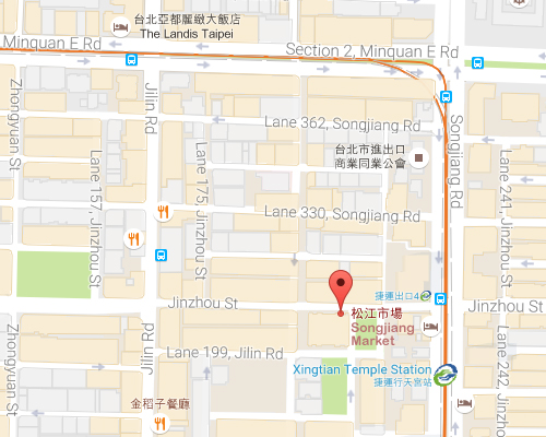 open MAP-Songjiang Market