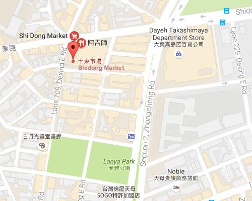 open MAP-Shidong Market