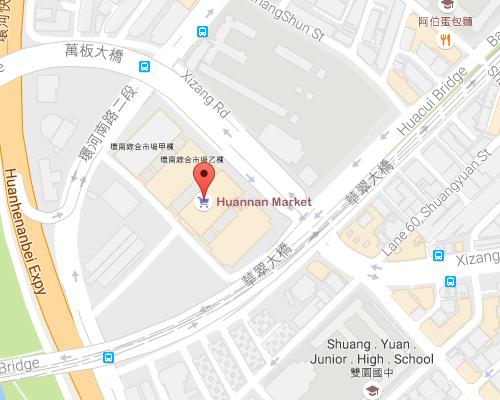 open MAP-Huannan Market