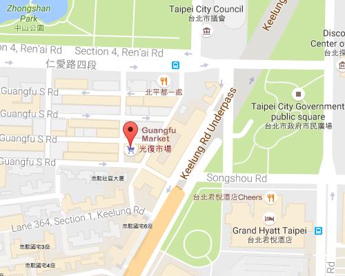 open MAP-Guangfu Market