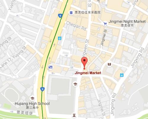 open MAPNansong Market