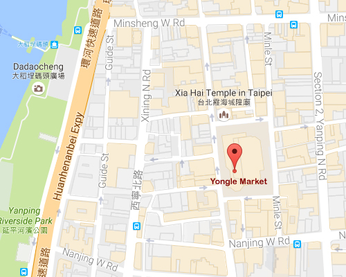 open MAP-Yongle Market