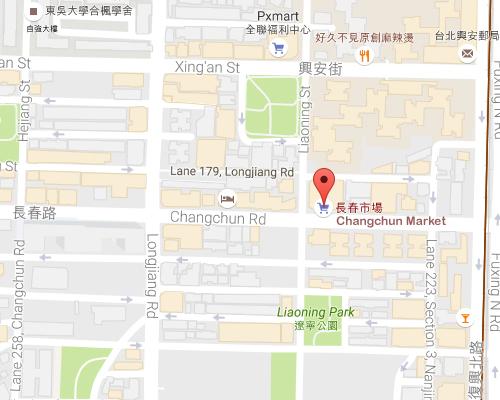open MAP-Changchun Market