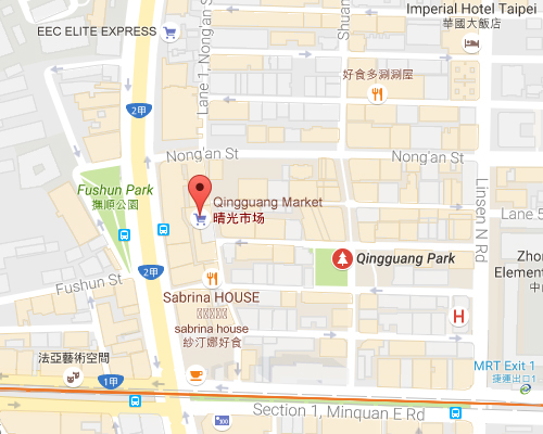 open MAP-Qingguang Market