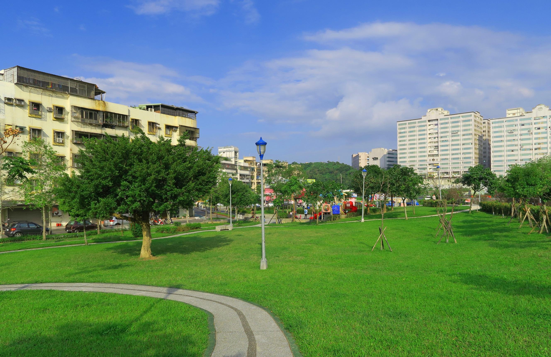 圖5、綠草如茵的樂活公園