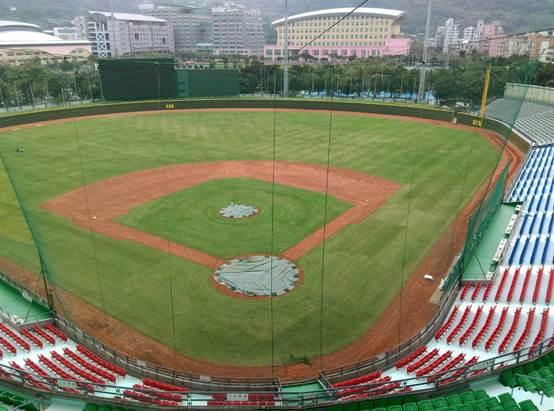 天母棒球場 照片2