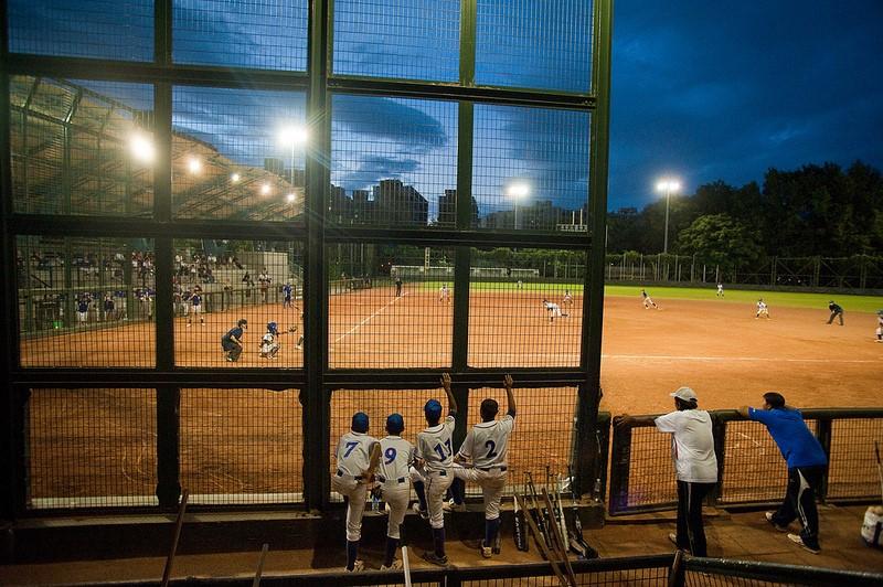 青年公園棒球場照片1