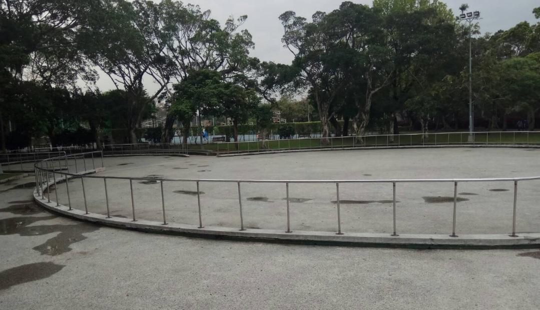 青年公園室外溜冰場照片1