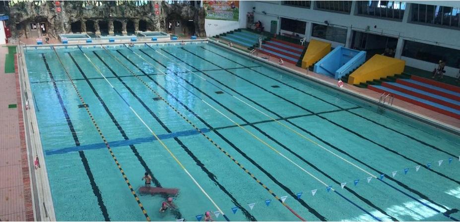 青年公園水運館游泳池照片1