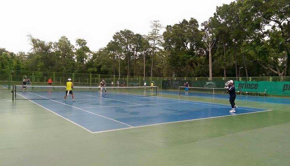 青年公園室外網球場照片1