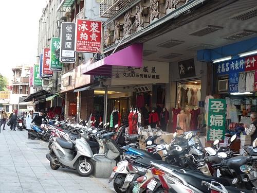 艋舺服飾商圈
