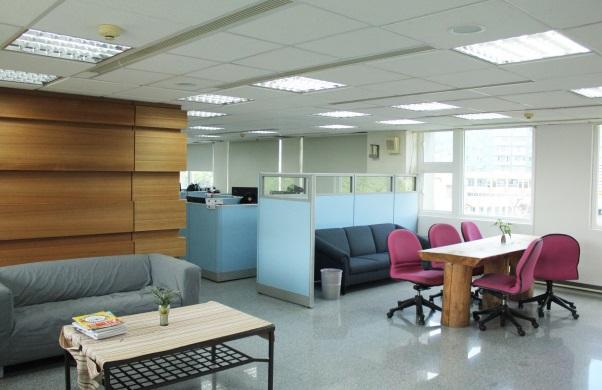 10F 行政辦公室
