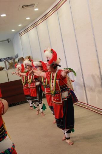 Alufu原舞集舞蹈團樂舞表演