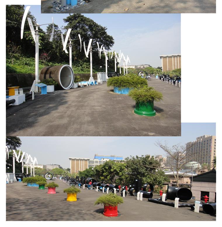 輸配水器材展示區(二)