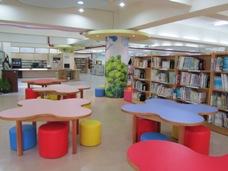 永春3F兒童閱覽區照片