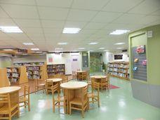 大安兒童閱覽室照片