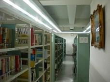 恆安4樓閱覽室照片