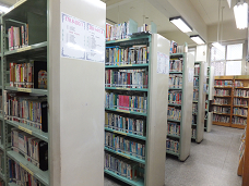 龍山一般書庫區照片