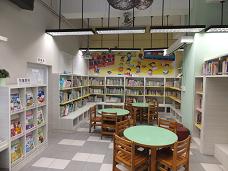 龍山兒童閱覽區照片