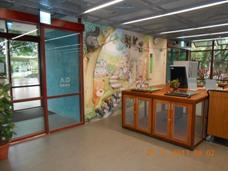 太陽圖書館_1樓智慧圖書館