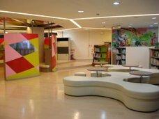 木柵分館兒童室照片