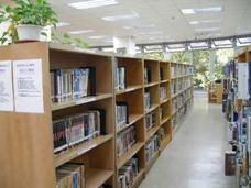 2樓閱覽區