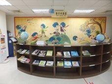 葫蘆堵5樓兒童閱覽區、親子共讀區照片