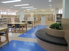 福德智慧圖書館_成人閱覽區