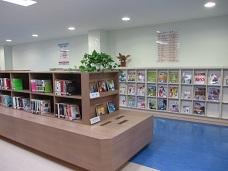 福德智慧圖書館_期刊報紙區
