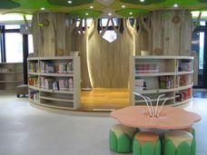 親子美育數位圖書館_兒童閱覽區2