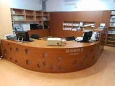 西中綜合服務臺照片