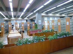 北區資源中心 閱讀區