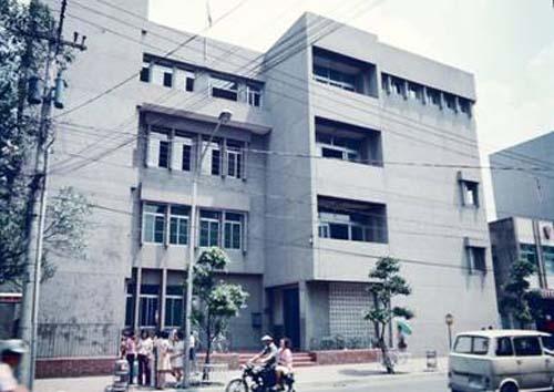 民國62年10月25日東園分館開始啟用
