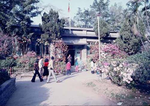 民國63年1月1日舊北投分館由陽明山管理局移撥至本館