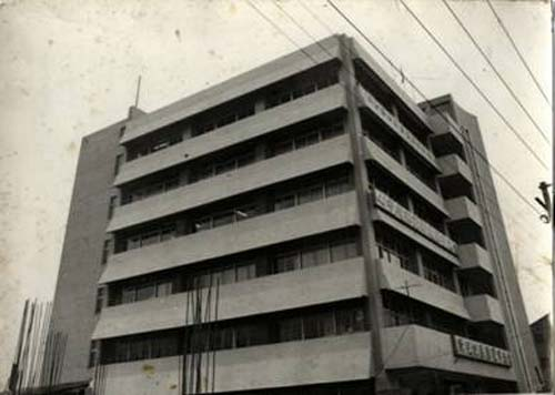 民國63年2月10日西園分館開始啟用