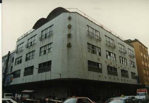 民國67年2月15日城中分館開始啟用