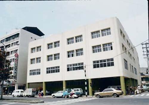 民國72年10月24日永春分館開始啟用