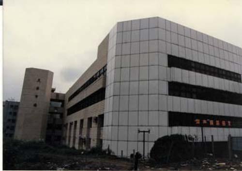 民國76年3月17日天母分館開始啟用
