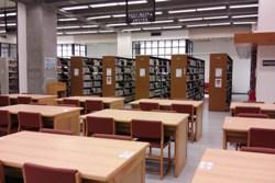 4樓閱覽區