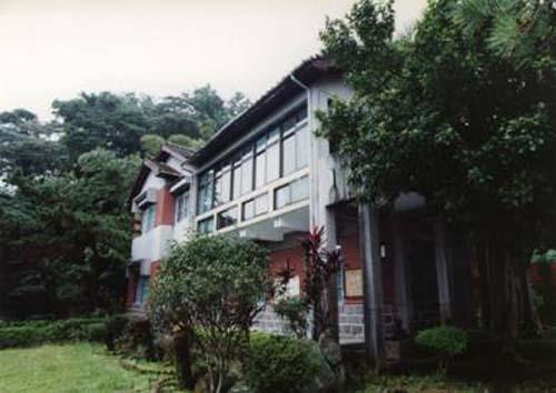 民國81年1月6日錢穆先生紀念館開始啟用