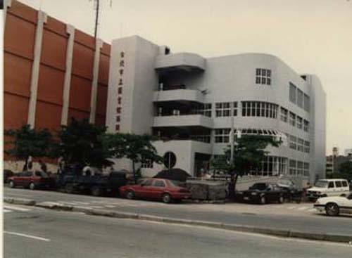 民國83年4月22日西湖分館開始啟用